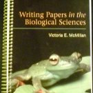 Writing Papers in the Biological Sciences by Victoria E. McMillan (2006, Paperback, Revised)