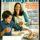 Family Fun Magazine March 2013 (7 Secrets of Fun Families)