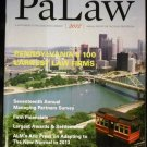 Pa Law 2013 Supplement to the Legal Intelligencer