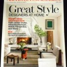 Architectural Digest Magazine April 2013