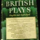 Sixteen Famous British Plays (Modern Library Giant, 63.1)  (1942)