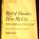 Roll of Thunder, Hear My Cry [Paperback] Mildred D. Taylor (Author)