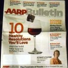 AARP Bulletin January-February 2013 10 healthy resolutions you'll love