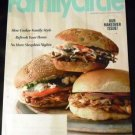 Family Circle Magazine May 2013