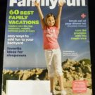 Family Fun Magazine April 2013 - 60 Best Family Cacations