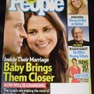 People Magazine April 22, 2013 - Inside the Royal Marriage Baby Brings them Closer