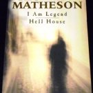 I Am Legend and Hell House by Richard Matheson (1997)