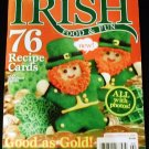 Irish Food & Fun 76 Recipe Cards Taste of Home Holiday by Catherine Cassidy Editor in Chief (2010)
