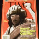 Time Magazine August 25 2008 How to Stop A New Cold War