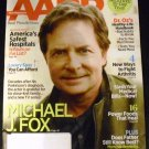 AARP February- April - May 2013 Michael J. Fox