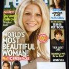 People Magazine May 6, 2013 - Gwyneth Paltrow World's Most Beautiful Woman!