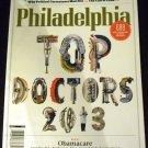 Philadelphia Magazine May 2013 - Top Doctors 2013