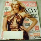 Instyle Magazine, June 2012 Single Issue - Charlize Theron