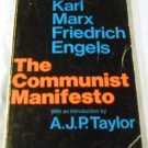 The Communist Manifesto by Karl Marx, Friedrich Engels and A.J.P. Taylor (1968)