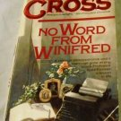 No Word from Winifred (Kate Fansler Novels) [Mass Market Paperback] Amanda Cross (Author)