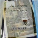 Shadows at the Spring Show (Antique Print Mysteries, Book 4) by Lea Wait (2005)
