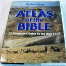 Atlas of the Bible by Editors of Reader's Digest (1982)