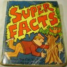 Which Tree Can You Sock Without Hurting Your Fists ; Super Facts By The Adelmans (1981)