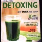 Amazing Wellness Magazine presents Healthy Detoxing 2013