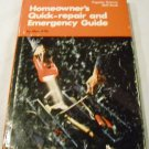 Homeowner's Quick-repair and Emergency Guide (Popular science skill book) [Hardcover] Max Alth