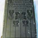 A Modern English Grammar and Composition Revised [Hardcover] Huber Gray Buehler