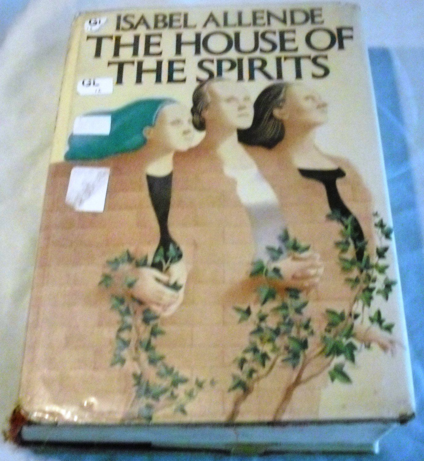 The house of the spirits hardcover isabel allende for House of spirits author