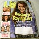 Us Weekly December 24, 2012 Raising a Royal Baby