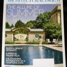 Architectural Digest Magazine July 2013