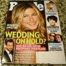 People Magazine June 24, 2013 Jennifer Anniston Wedding Delayed