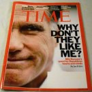 Time Magazine DECEMBER 12, 2011 Why Don't They Like Me?