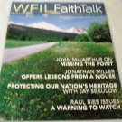 WFIL Faith Talk Magazine Spring 2010