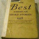 Best American Short Stories: 1958 by Martha Foley (Jun 1958)