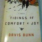 Tidings of Comfort and Joy [Paperback] Davis Bunn