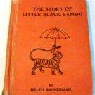 The Story of Little Black Sambo [Hardcover] Helen Bannerman