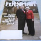 The Rotarian: Rotary's Magazine, July 2013 With RI President Ron & Jetta Burton