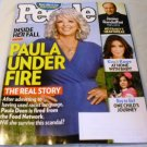 People Magazine July 8, 2013 Paula Deen Inside her Fall