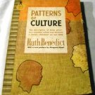 Patterns of Culture [Paperback] Ruth Benedict (Author), Margaret Mead (Preface)