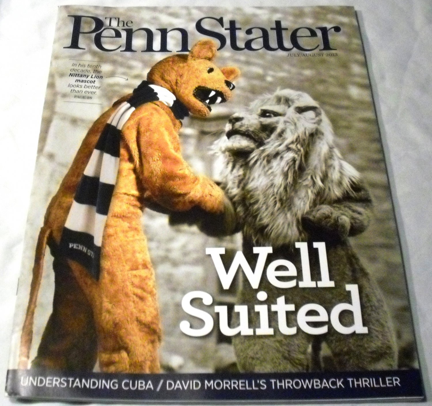 The Penn Stater Magazine July/August 2013