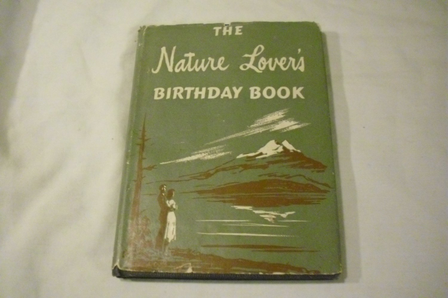 The Nature Lover's Birthday Book by David McKay Company
