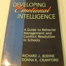 Developing Emotional Intelligence: A Guide to Behavior Management... by R. Bodine, D. Crawford