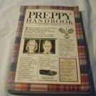 The Official Preppy Handbook by Lisa Birnbach (Oct 1980)