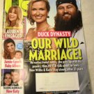 US Weekly Magazine October 28, 2013 - Duck Dynasty Willie & Korie marriage