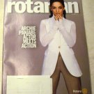 The Rotarian: Rotary's Magazine, November 2013, Archie Panjabi: Actor Meets Action