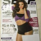Self Magazine November 2013 - Jenna Dewan Tatum