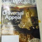 AAA World Magazine November - December 2013 Universal Orlando Resort
