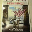 Architectural Digest Magazine December 2013