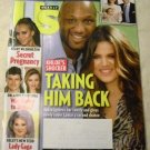 US Weekly Magazine November 11, 2013 - Khloe and Lamar