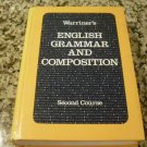 English Grammar and Composition - 2nd Course, Liberty Edition by John E. Warriner (1986)