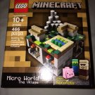 Brand New Minecraft Lego World Set 21105