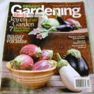 Organic Gardening Magazine December 2011 / January 2012 - Jewels of the Garden (2011)